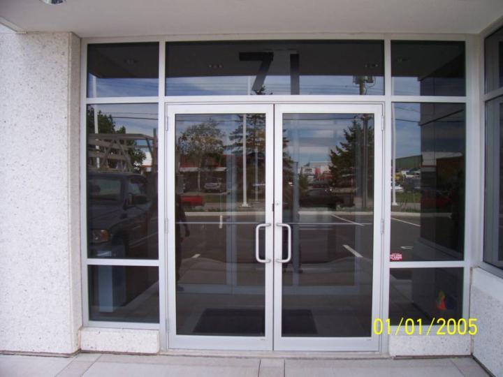 Glass Shop Fronts